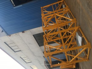 132HC Mast Section For Liebherr Tower Crane