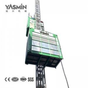 Material Hoist For Building Construction