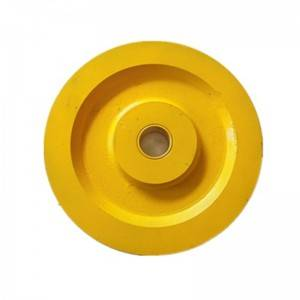 Tower Crane Parts Pulley