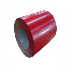 Color Coated 1000 series Aluminum Coil