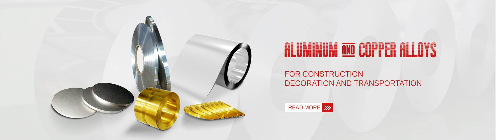 ALUMINUM & COPPER ALLOYS