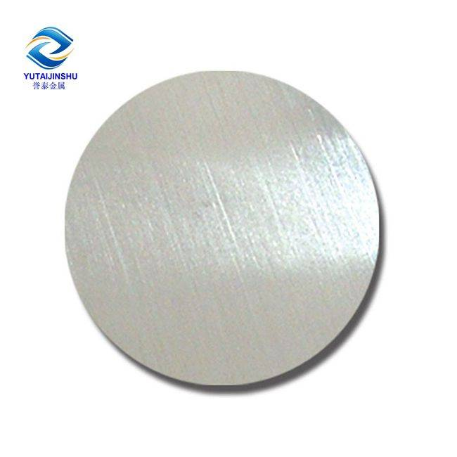 Top quality 1050 1100 HO aluminum circle