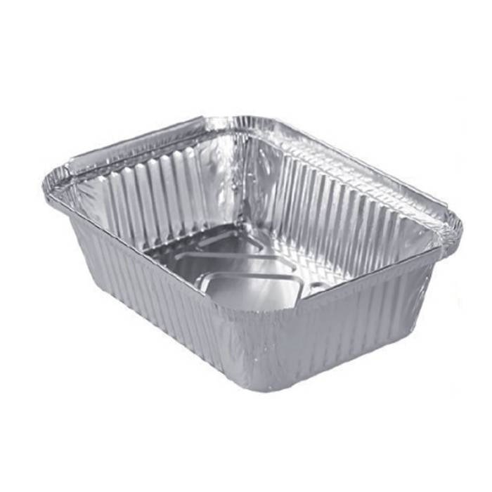 Manufacturer ofAluminum Alloy Plate - RE185  rectangle aluminum foil  containers for airline – Yutai