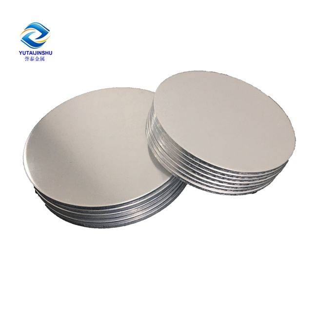hot sale mill finish 0.36mm ~ 10mm aluminum circle for decoration