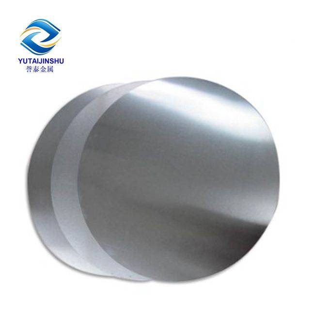 6mm Thickness Aluminum Alloy circle 6061 for Decoration
