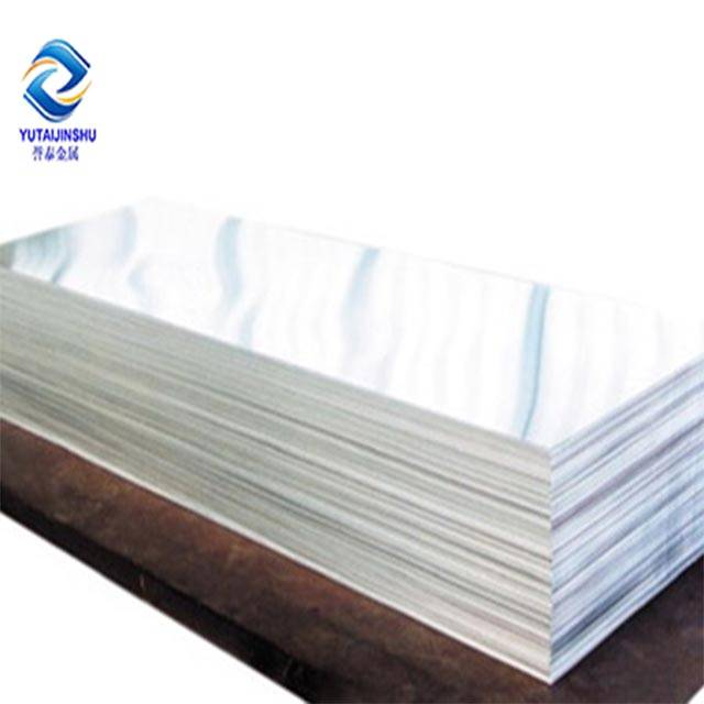 Rapid Delivery for Aluminum Threaded Plate - Best quality 3003 aluminium sheet and price list – Yutai