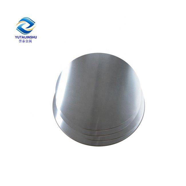 1-3.5mm thickness aluminum circle with soft/hard temper