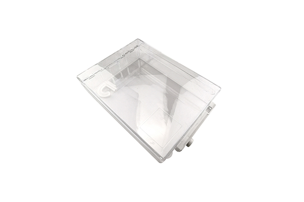 Professional China Eas 58khz Plastic Safer Box - YS658 common safer box for perfumes, cosmetics, shavers, cigarettes, DVDS, batteries for supermarket/ cosmetic shop/ – Yasen