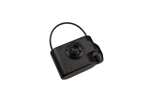 as008 EAS Self-Alarming Security mini Tag with slanyard for shoplifting