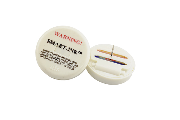 Super Purchasing for - YS309 Circle Ink Tag security tag with pin  for garments retail shop – Yasen