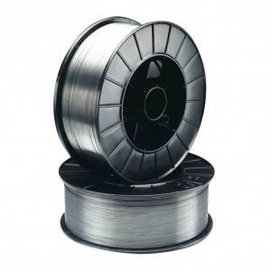 E81T1-Ni1C okuphansi Ingxubevange Steel Flux Wire Cored