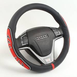 Sport Style Steering Wheel Covers