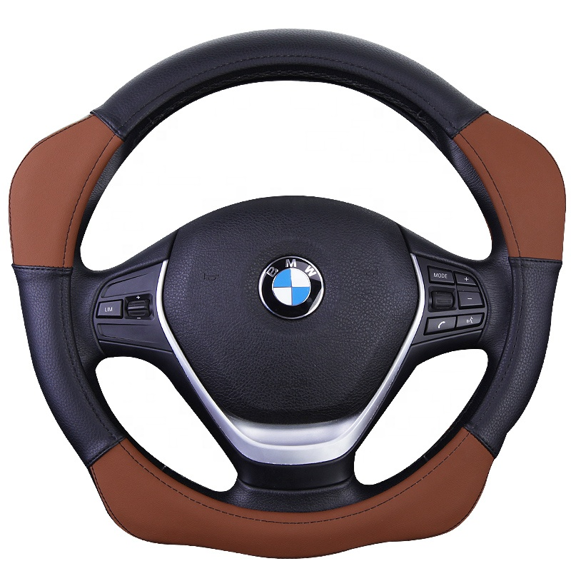 D Type Steering Wheel Covers