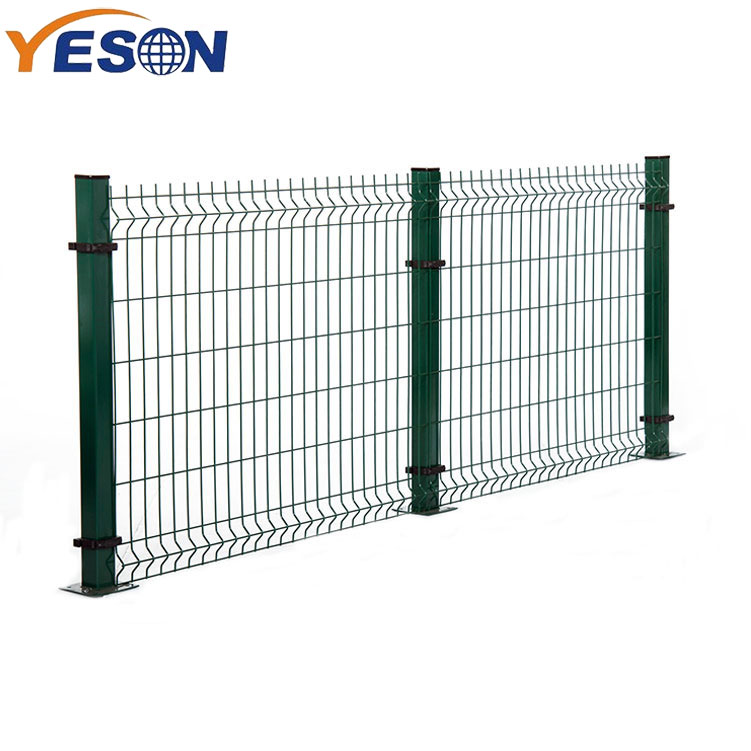 PriceList for 3d Bending Fence - 3D Fence – Yeson