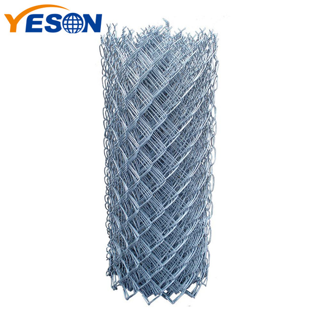 China wholesale Chain Link Fencing - chain link fence galvanized – Yeson