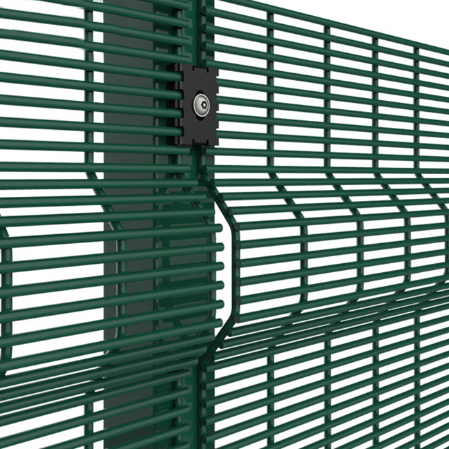 OEM manufacturer Outdoor Security Fence - Security Fence – 358 Mesh Fencing Panels – YESON – Yeson