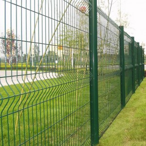 V Shape Fence