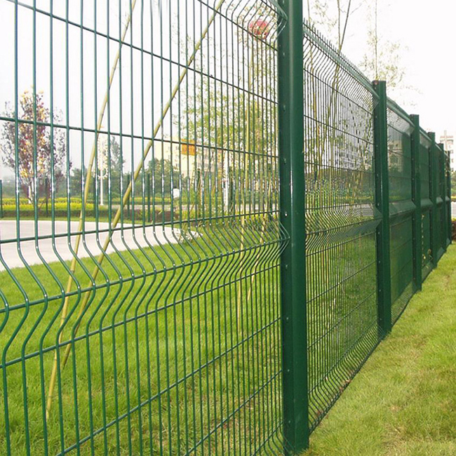 2019 China New Design Triangle Bend Wire Mesh Fence - V Shape Fence – Yeson