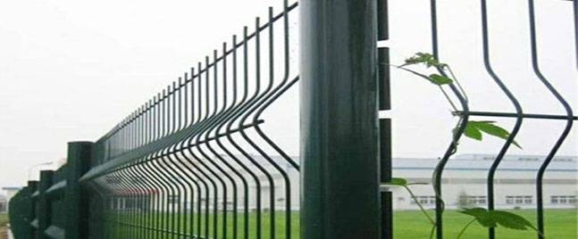 The production process and common specifications of the 3d fence