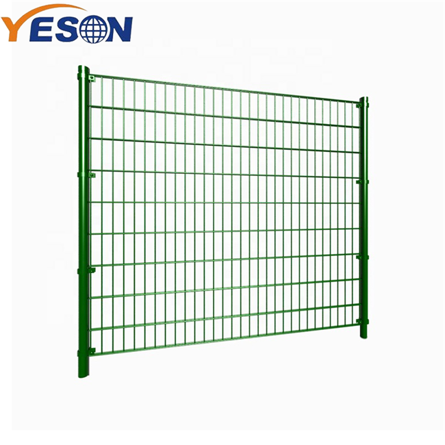 China wholesale Double Loop Wire Fence - Double Wire Fence – Yeson