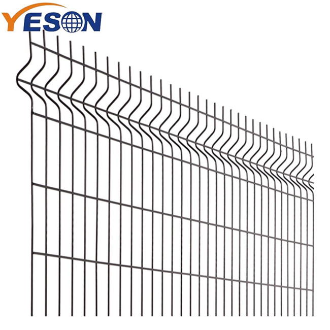 Fast delivery 3d Wire Mesh Garden Fence - Bending fence – Yeson