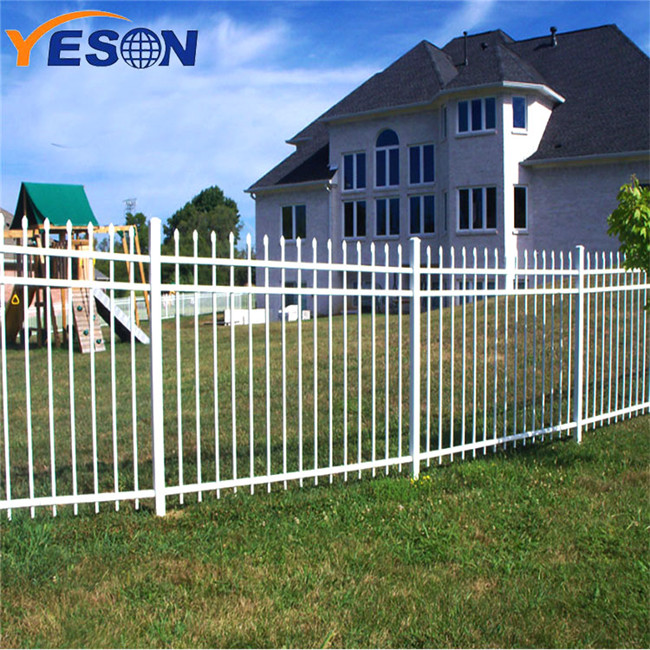 OEM Supply Wrought Iron Fence - spear top Fence – Yeson