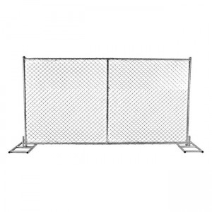 Manufacturer for Pool Temporary Fencing - Chain link Temporary fence – Yeson