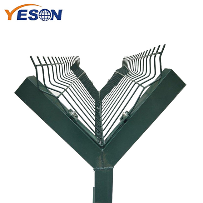 OEM manufacturer Triangular Bending Fence - 3D Cury Fence – Yeson