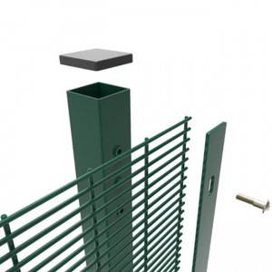 2019 Good Quality 358 Security Fence - 358 Mesh Fence – Yeson