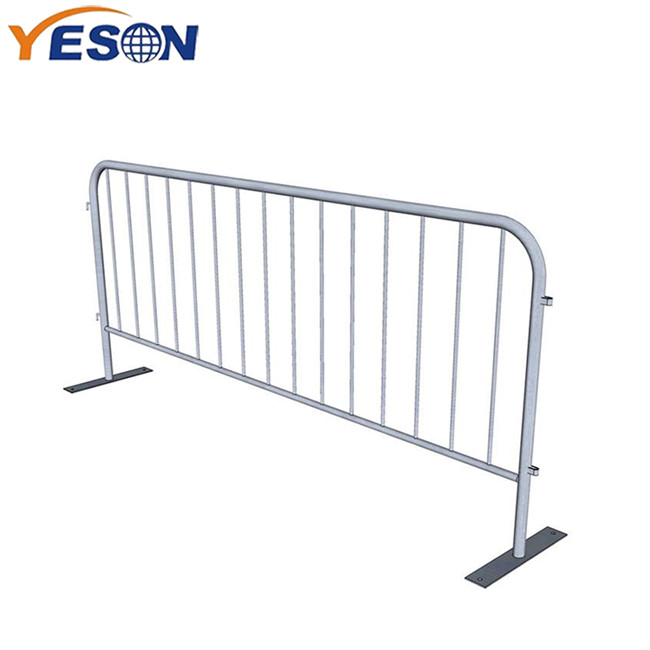 High definition Sports Field Crowd Control Barrier - crowd control fence – Yeson