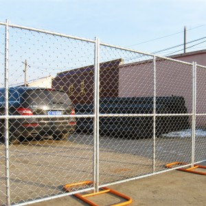 chain link fence galvanized