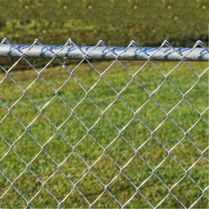 Pvc Coating Chain Link Fence