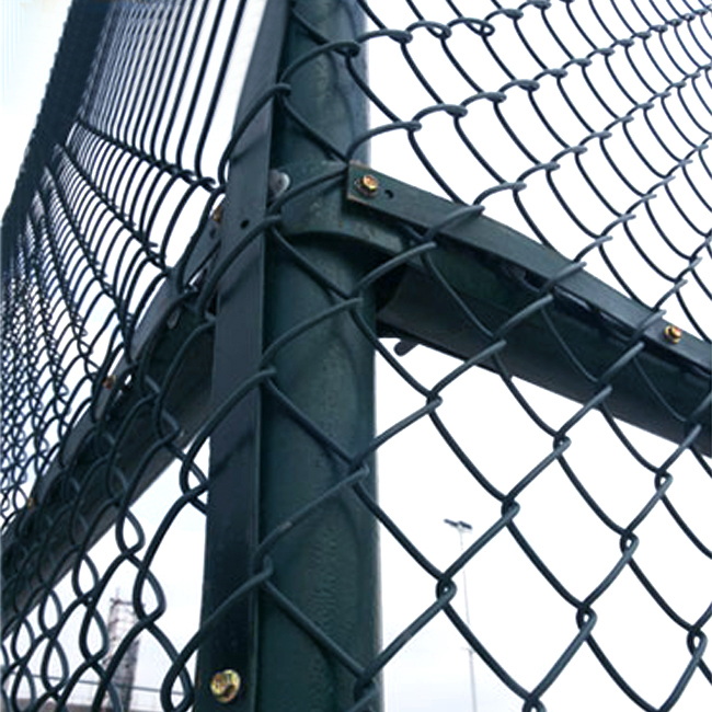 OEM China Chain Link Fence Spikes - Galvanized Chain Link Fence – Yeson