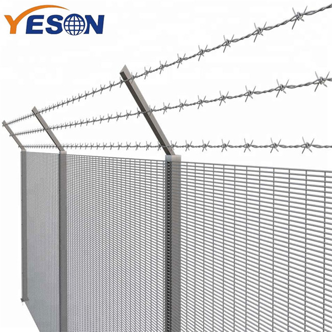 2019 wholesale price Military Fence - anti-climb fence – Yeson