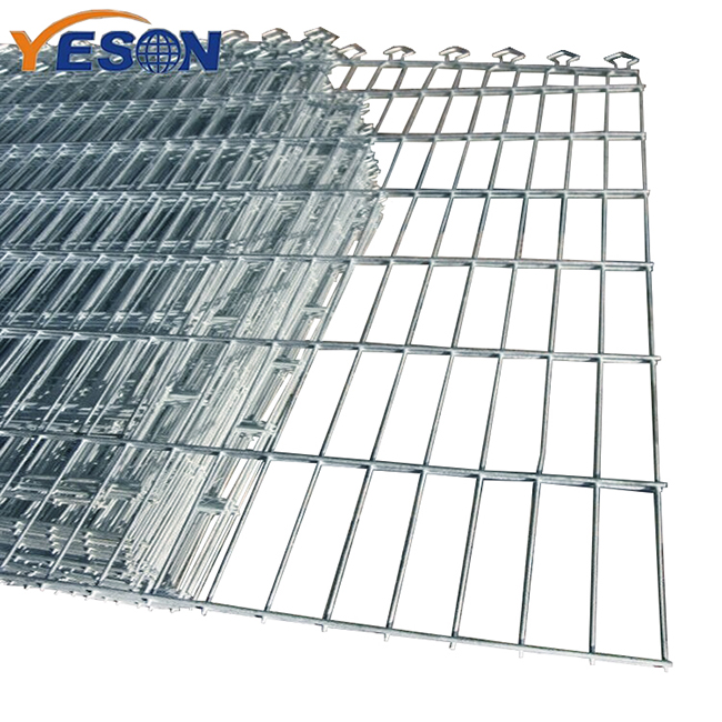 Good quality Nylofor 2d Double Wire Fence - double loop fence – Yeson