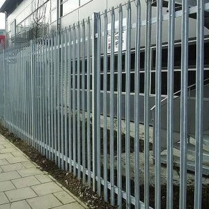 Professional China Metal Palisade Fence - Galvanized  Palisade Fence – Yeson