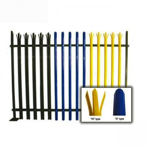 Security Steel Palisade Fence