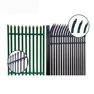 Hot New Products Galvanized Palisade Fence - Metal Palisade Fence – Yeson