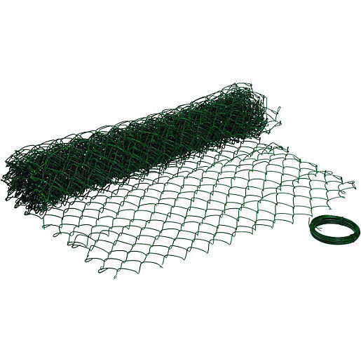 Factory Free sample Sports Ground Chain Link Fence - Chain Link Fence Panels – Yeson
