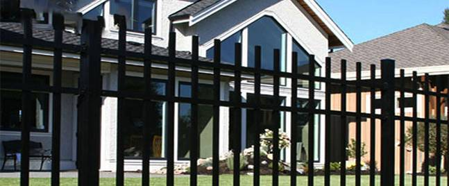 How to prevent the rust of zinc steel fence ?