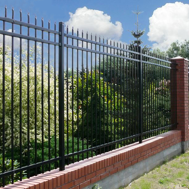 OEM manufacturer Wrought Iron Door Gates - Wrought Iron Fence Gate – Yeson