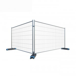 Wholesale Removable Temporary Hoarding Fence - temporary fence – Yeson