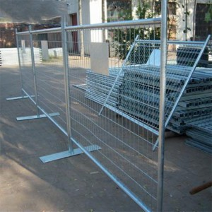 welding temporary fence