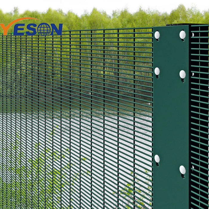 OEM/ODM Manufacturer Heavy Duty 358 Security Fence - Anti Climb Security Fence  – Yeson
