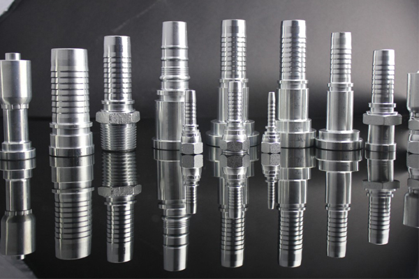 2019 Good Quality Hydraulic Fitting -