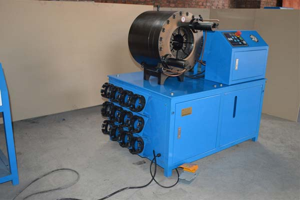 "3 ""Crimping Machine"