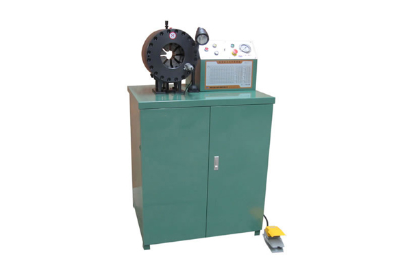 Eefun ti Pipe Crimping Machine