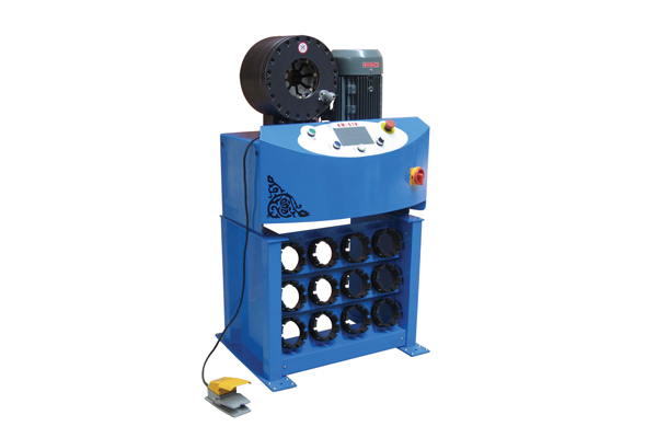 okun Crimping Machine