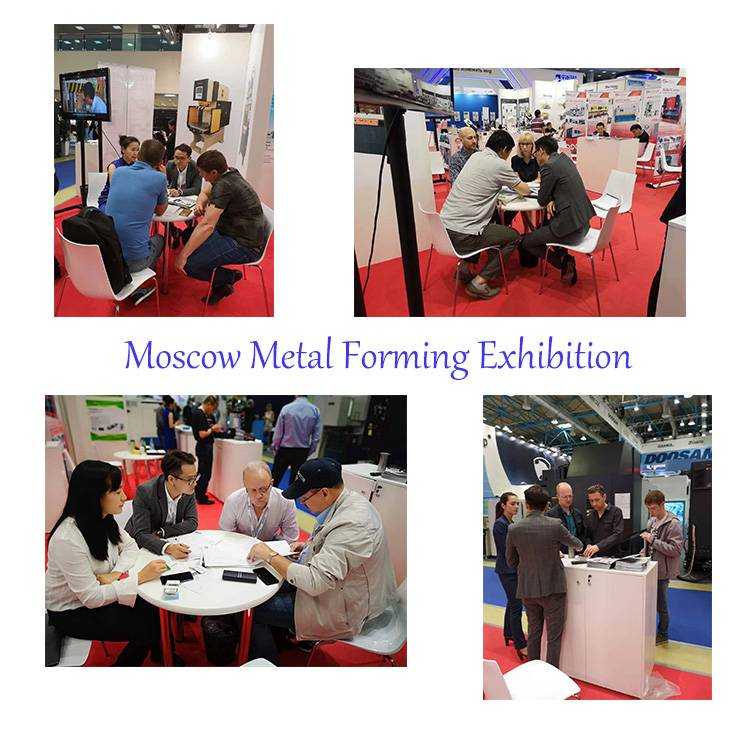 Yihui anticipò in Moscow Metal furmendu exposition
