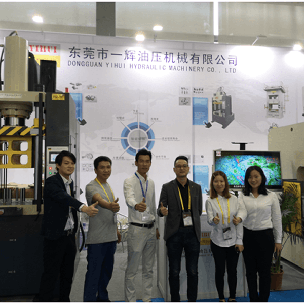 Ko te ra tuatahi o te 20 Shenzhen International Machinery Manufacturing Ahumahi Exhibition (March.28th.2019),